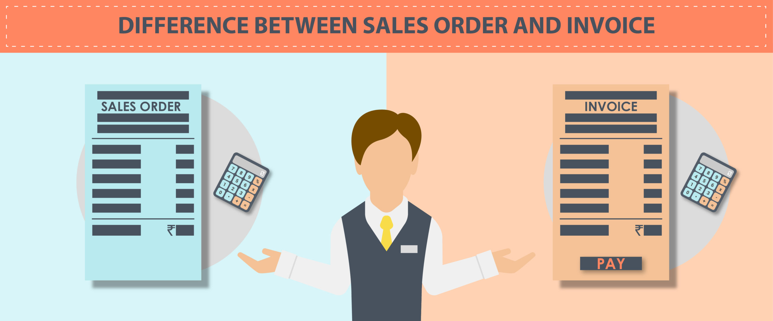 Difference Between Sales Order And Invoice - Var Sales