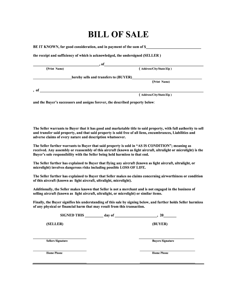 Horse Bill Of Sale - Fill Online, Printable, Fillable, Blank