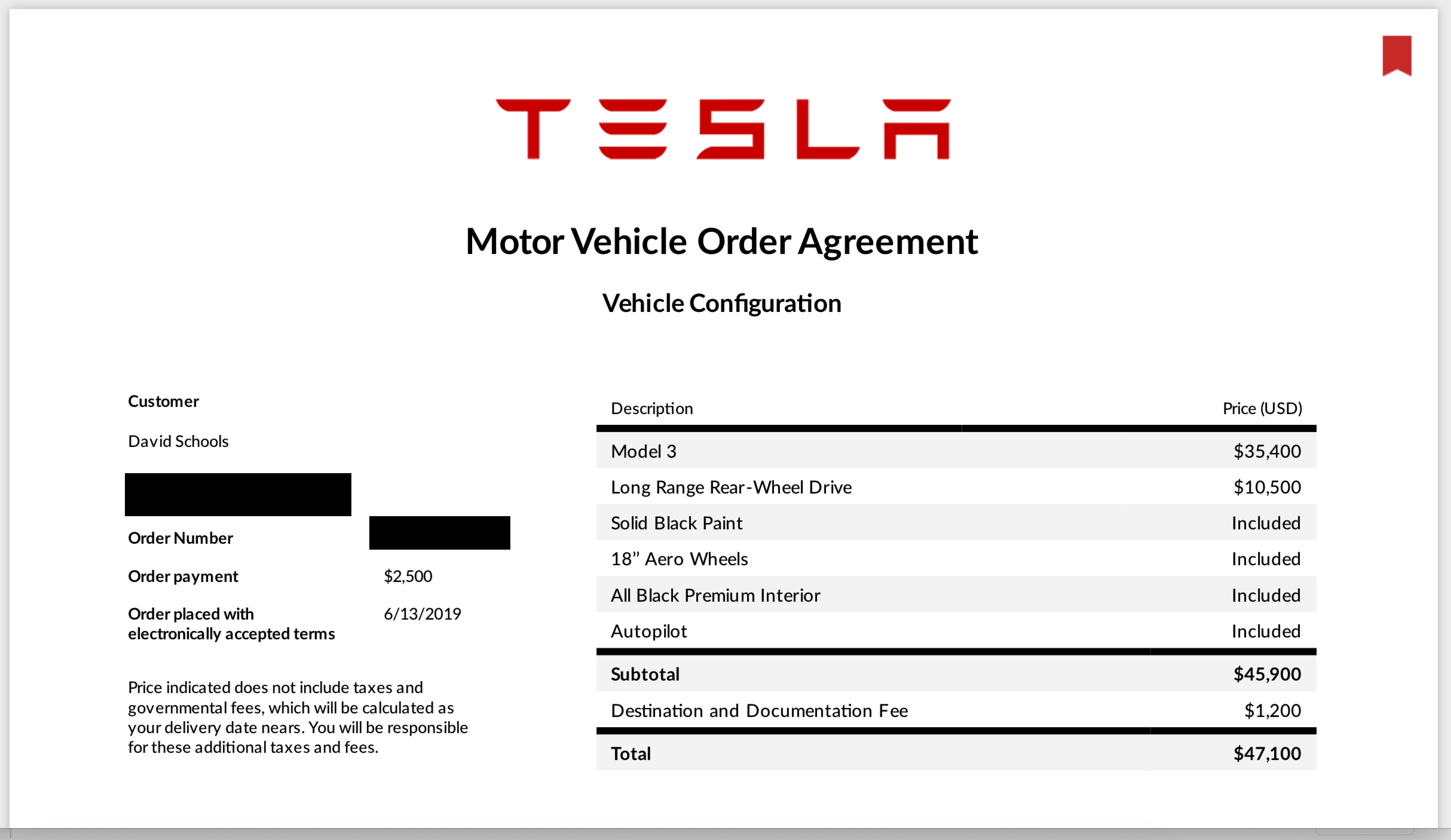How To Own A Tesla Model 3 For Free  Dave Schools
