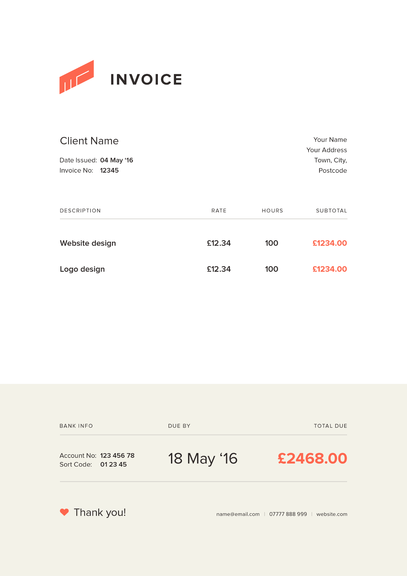 Is An Invoice A Receipt? | Key Definitions And Examples For