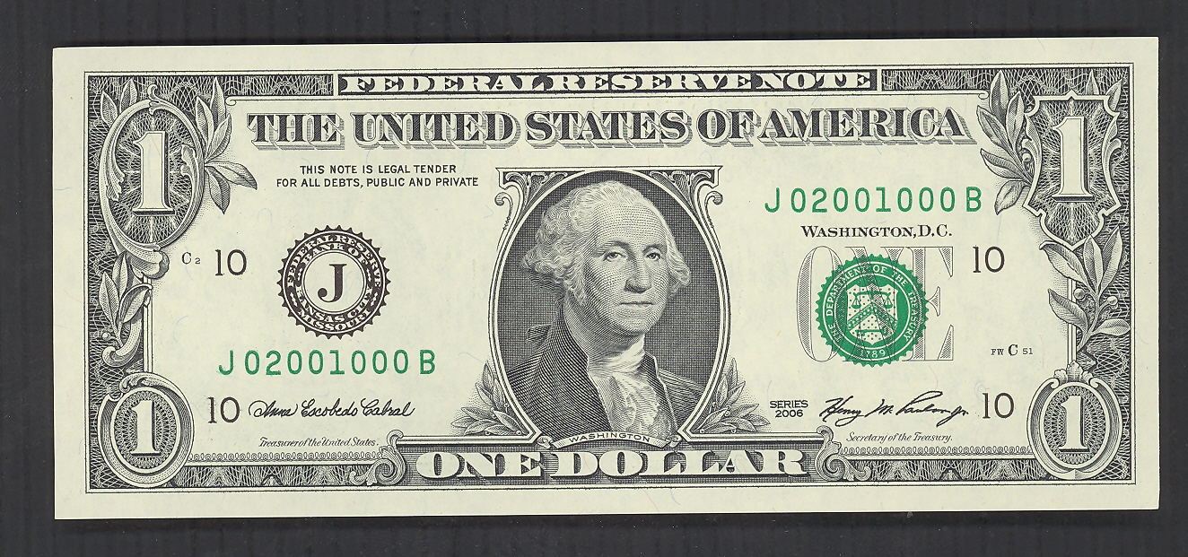 Money Of United States - Clip Art Library