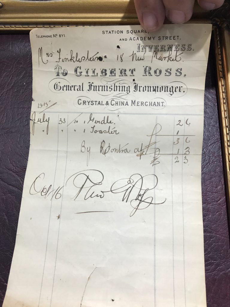 Old Bill Of Sale – Jewelry Fashion Tips